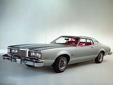 Фото Mercury Cougar 1976