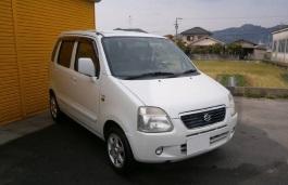 Фото Suzuki Wagon R+ 1999