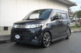 Фото Suzuki Wagon R Stingray 2011