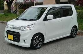 Фото Suzuki Wagon R Stingray 2014