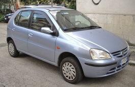 Фото Tata Indica 2001