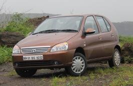 Фото Tata Indica 2011
