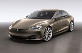 Фото Tesla Model S 2016