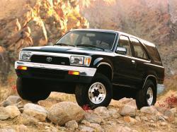 Фото Toyota 4Runner 1993