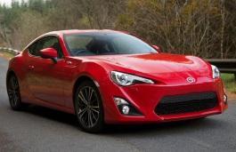 Фото Toyota 86 2012