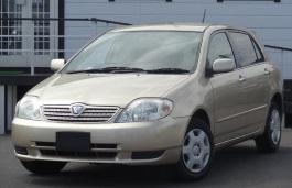 Фото Toyota Allex 2001