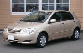 Фото Toyota Allex 2003