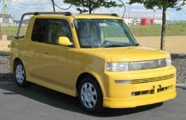 Фото Toyota bB 2005