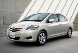 Фото Toyota Belta 2008