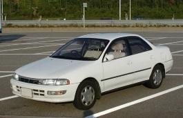 Фото Toyota Carina 1996