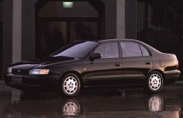 Фото Toyota Carina E 1992