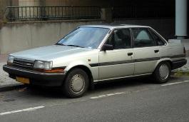 Фото Toyota Carina II 1986