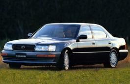 Фото Toyota Celsior 1994