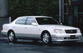 Фото Toyota Celsior 1995