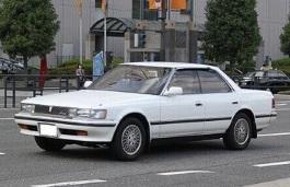 Фото Toyota Chaser 1992