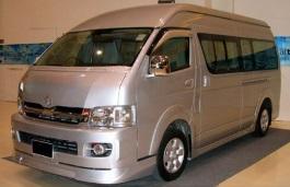Фото Toyota Commuter 2011