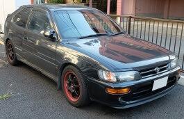 Фото Toyota Corolla FX 1992