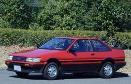 Фото Toyota Corolla Levin 1985