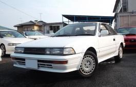 Фото Toyota Corolla Levin 1988