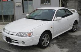 Фото Toyota Corolla Levin 1999
