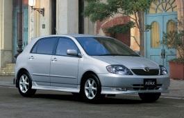 Фото Toyota Corolla Runx 2001