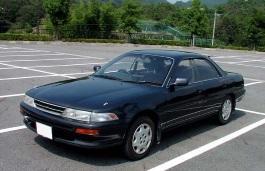 Фото Toyota Corona Exiv 1989
