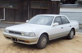 Фото Toyota Cresta 1991