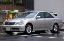 Фото Toyota Crown Royal 2006