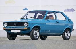Фото Volkswagen Polo 1976