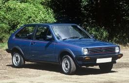 Фото Volkswagen Polo 1981