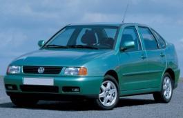 Фото Volkswagen Polo Classic 1995