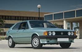 Фото Volkswagen Scirocco 1981