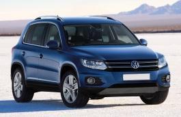 Фото Volkswagen Tiguan 2012