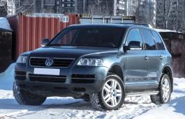 Фото Volkswagen Touareg 2007