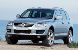 Фото Volkswagen Touareg 2008