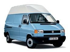 Фото Volkswagen Transporter 2001