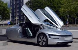 Фото Volkswagen XL1 2013