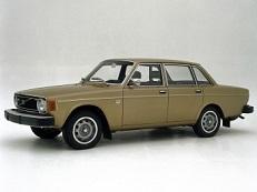 Фото Volvo 140 1966