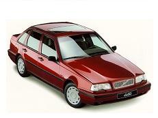 Фото Volvo 440 1987