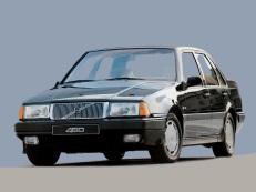 Фото Volvo 460 1989
