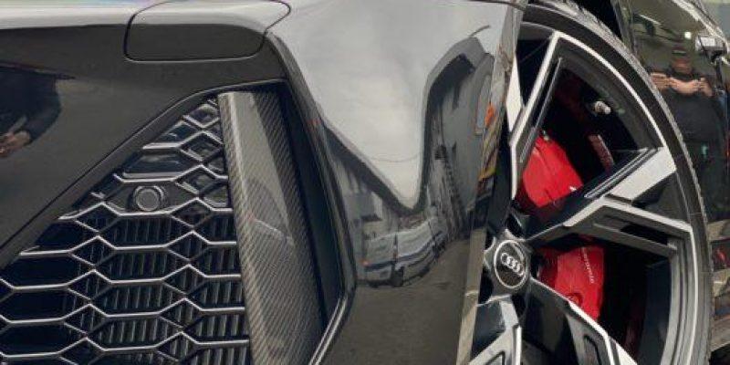 Кованые Диски Audi RS6 R21