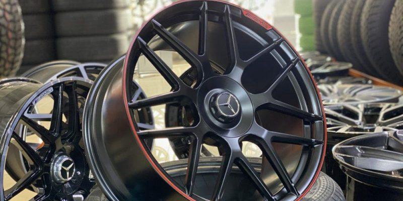 Диски Mercedes G63 AMG