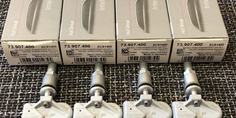 Датчики давления в шинах Nissan Rogue , X-Trail, Quashqai (407003VU0A)