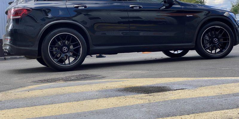 Оригинальные диски mercedes glc coupe AMG