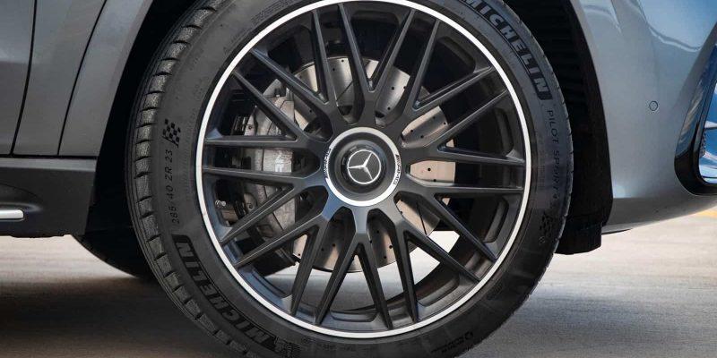 диски Mercedes-Benz GLS AMG