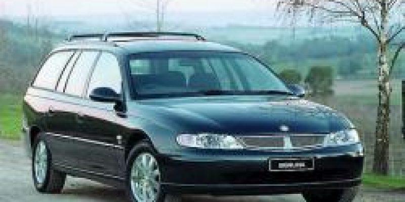 Фото Holden Commodore 1997