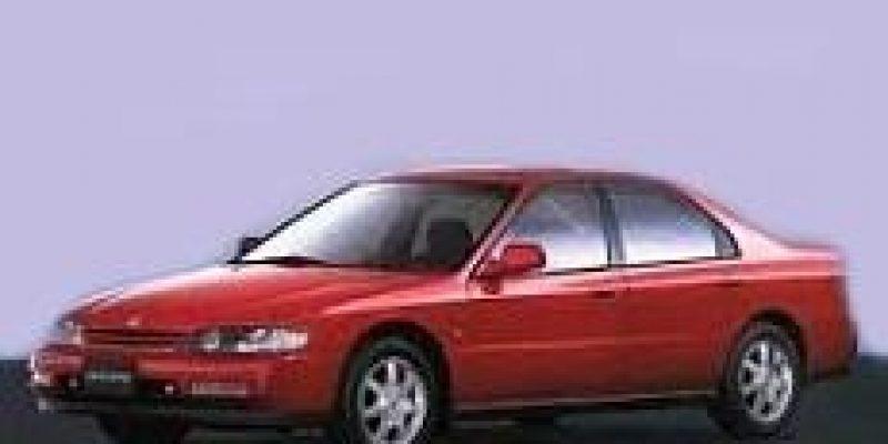 Фото Honda Accord 1994