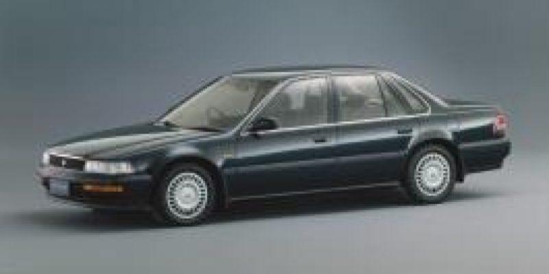 Фото Honda Ascot 1989