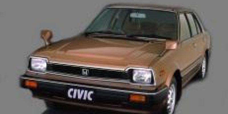 Фото Honda Civic 1979