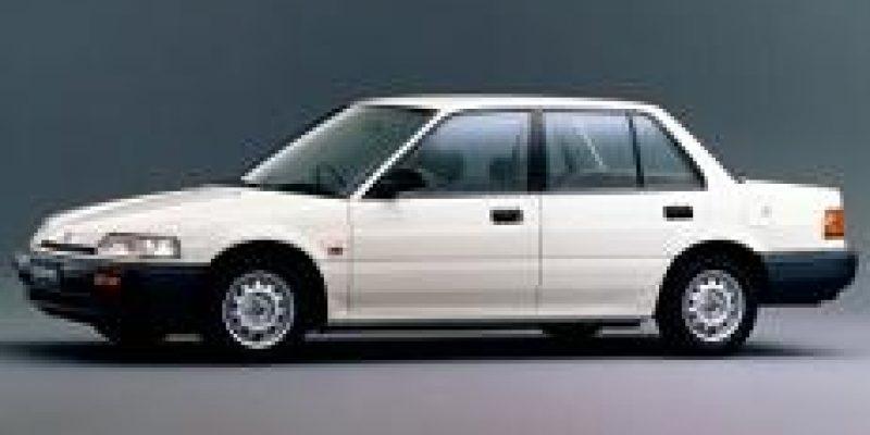 Фото Honda Civic 1987